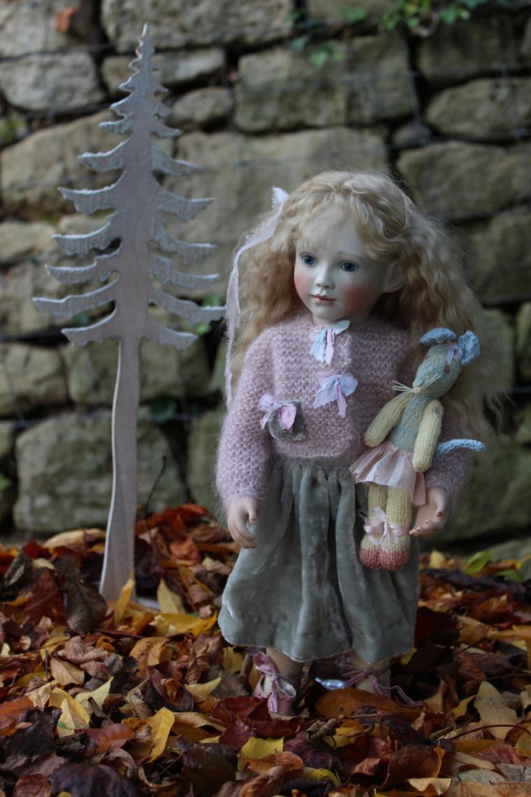 Elsie in Velvet