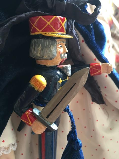 Nutcracker Doll by Eric Horne