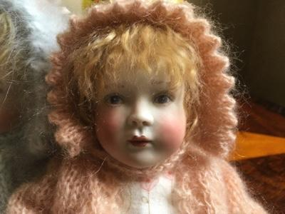 Easter Special Baby Bonnie in pink
