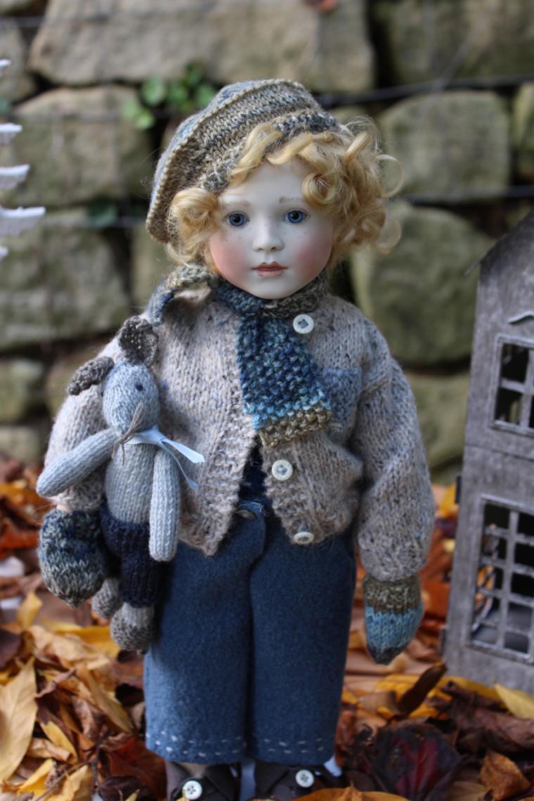Winter Little Theo